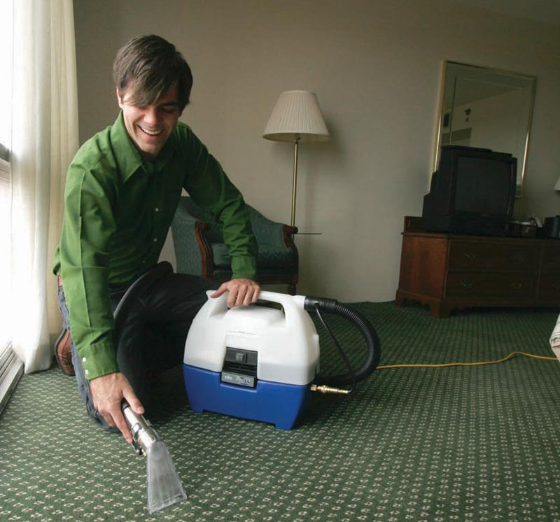 Windsor Presto 3 Spot Plus Spot cleaning machine