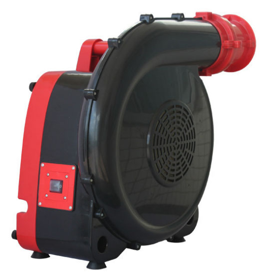 High Static Pressure Blowers : Xpower br a air inflatable moon bounce walk blower hp