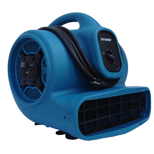 Xpower X400a Carpet Restoration Air Mover Stackable Daisy