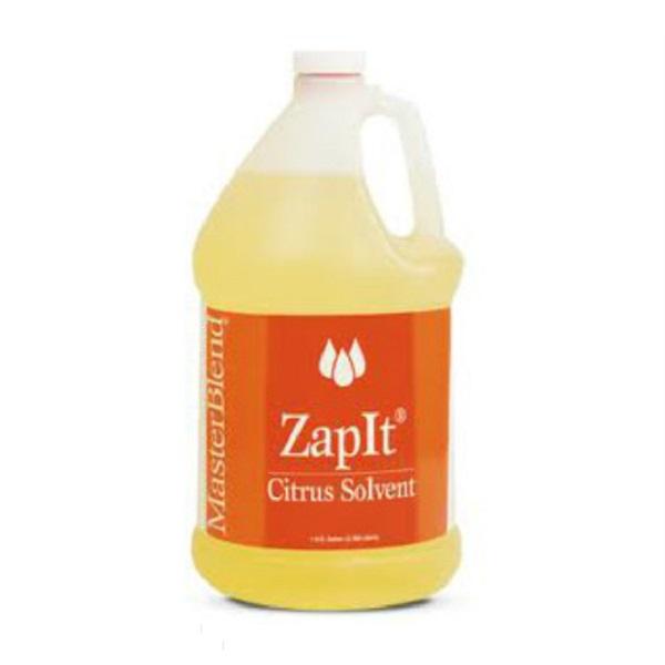 Masterblend 182406 ZapIt Citrus Solvent 4 Gallon Case