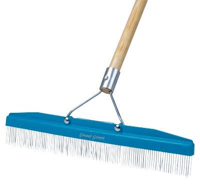 ab24 grandi groomer carpet rake