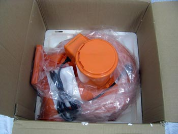 air mover packaging