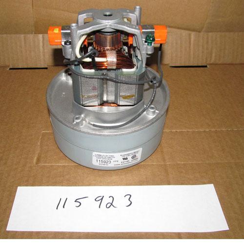 Ametek lamb 115923 two stage vacuum motor 5 7 thru flo for 2 stage vacuum motor