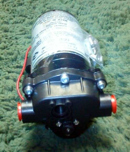 mytee C391 pump