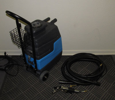 Auto Detail Upholstery Carpet Cleaning Extractor 100psi ...