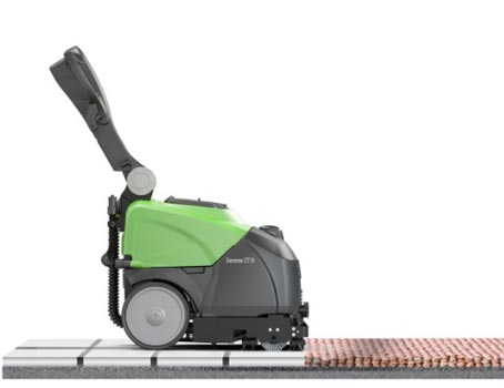 one machine for both tile and carpet cleaning