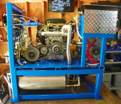 blue baron compact 36 right view