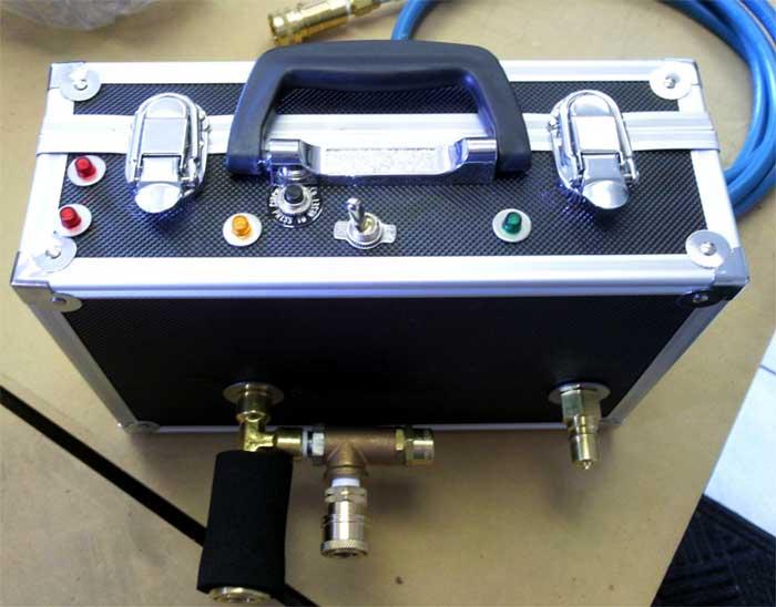 Clean Storm Hot Box Volcano 2000 Watt In Line Compact