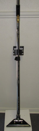 Stainless steel carpet wand dual jet 12inch 3000psi s bend 1 inch and a half diameter