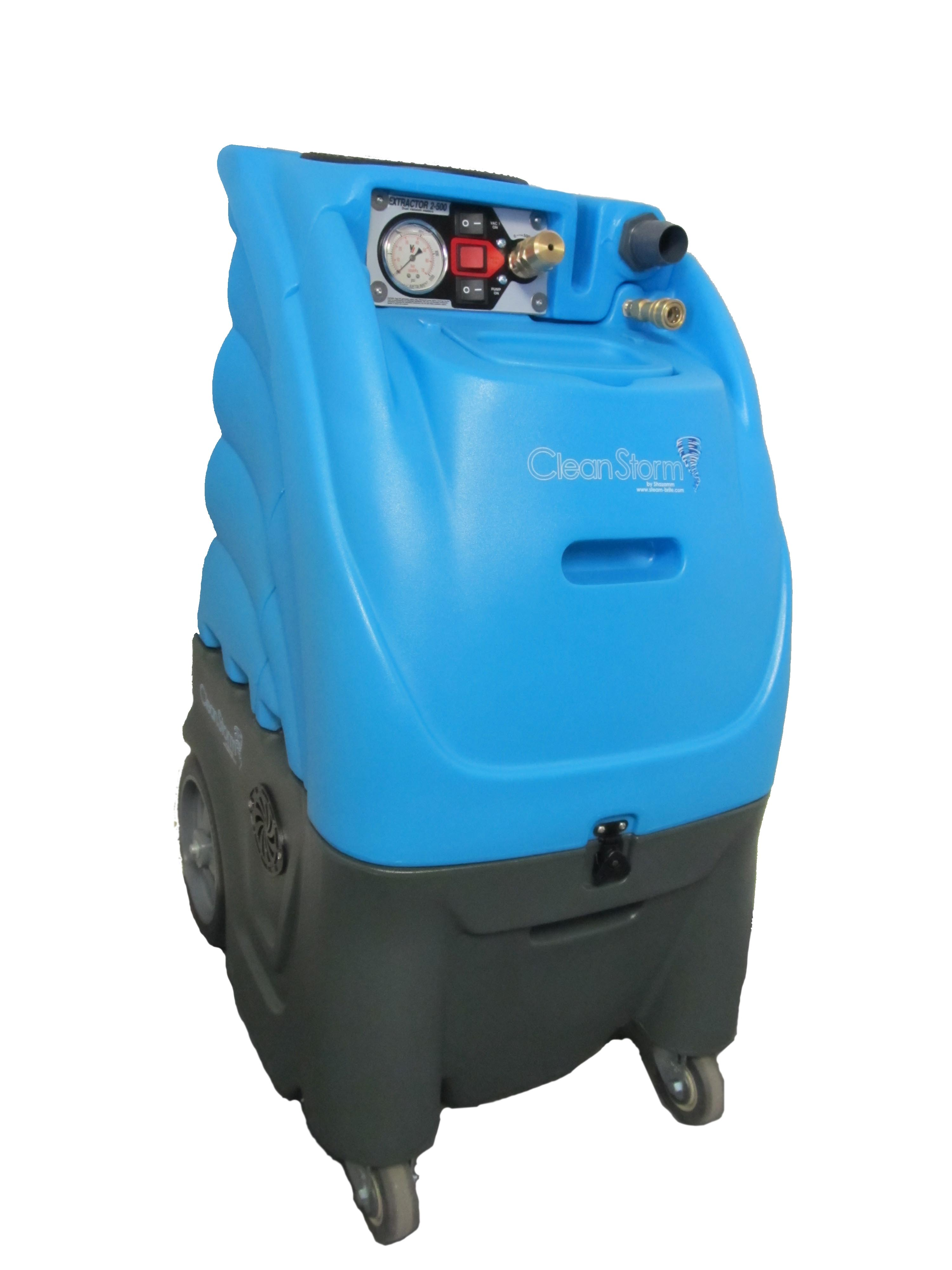 Upholstery And Carpet Cleaning Machine
