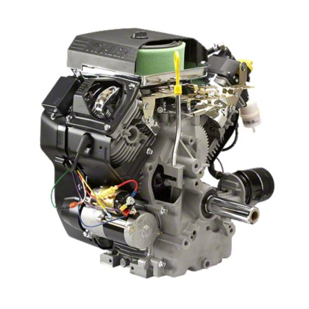20 hp ohv kohler command v twin engine electric start ch20s kohler 20 hp command pro engine
