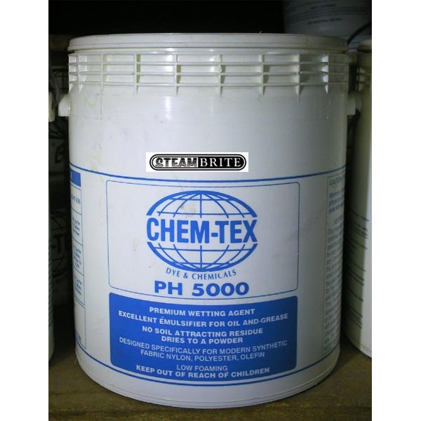 Chemtex Ph 5000 Cleaner Cleaners Powder 1 Gallon Jar 25