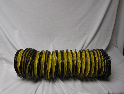 8 inch hepa flame retardant ducting svh15