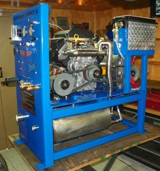 blue barron compact 36 truckmount