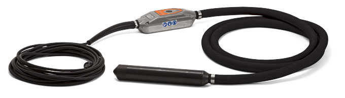 concrete vibrator how to use