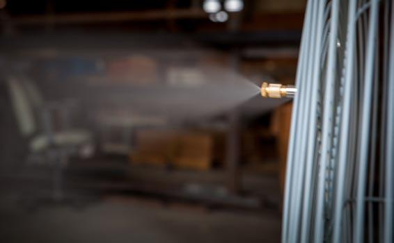 misting fan nozzle