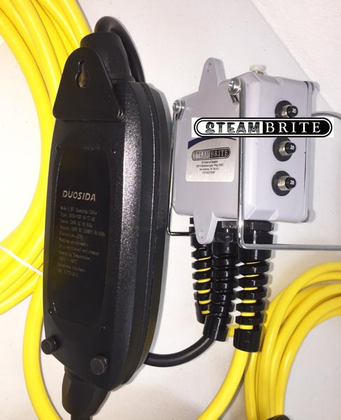 diy electric car charger installation