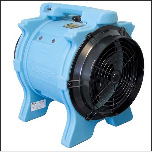 Axial Air Mover : Drieaz vortex axial air mover fan f