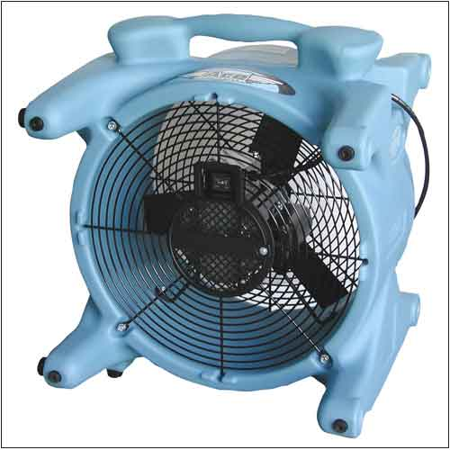 Axial Air Mover : Drieaz ace axial air mover f from dri eaz