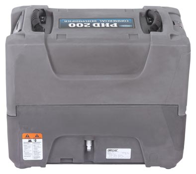 drieaz pdh200 f515 dehumidifier