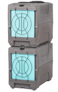 Stackable drieaz pdh200 dehumidifier