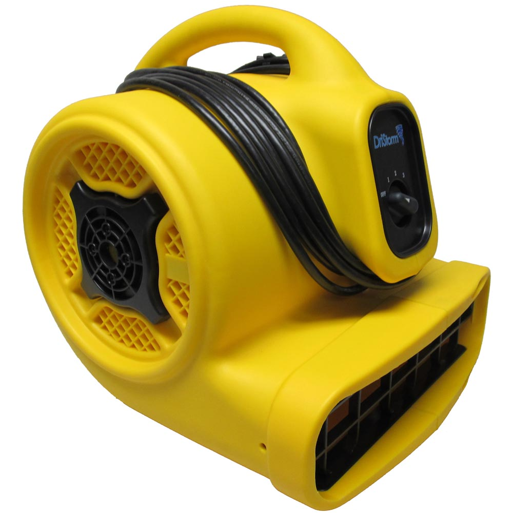 Xpower P 400 1 4 Hp 3 Amp 1600 Cfm High Velocity