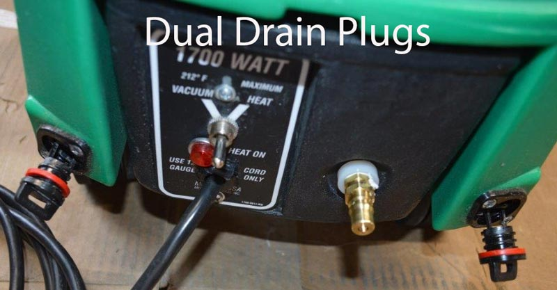 durrmaid drain plug for easy cleaning