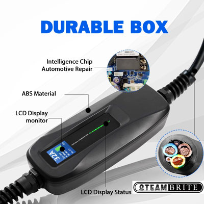 fast ev charger durable