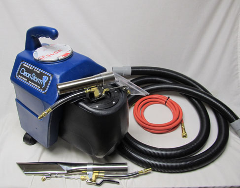 Clean Storm 2 4gal 60psi Heated Car Cleaning Machine Auto