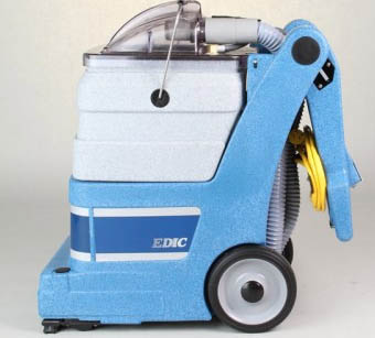 Edic 401TR 5 Star Self Contained Carpet Extractor 3gal 50psi 112cfm 2500rpm