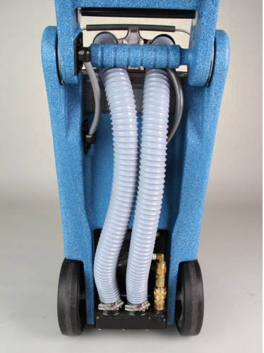Edic 5 star self contained extractor carpet and tile for Carpet extractor vacuum motor