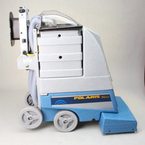 Edic polaris 1201ps self contained carpet extractor 12 for Carpet extractor vacuum motor