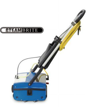 floor and tile cleaning machine counter rotating brush