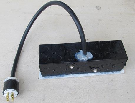 generator spider box