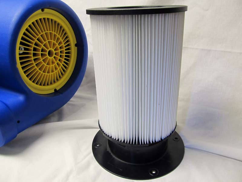 x-power p630 air mover hepa filter