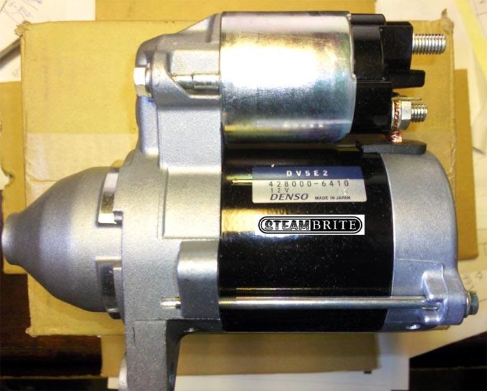 Honda GX horizontal shaft starter