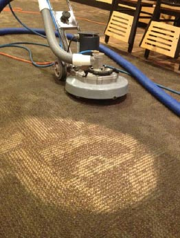 hoss 700 power wand for carpet cleaning