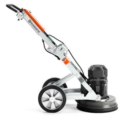 husqvarna pg400 floor grinder 16 inch version 2