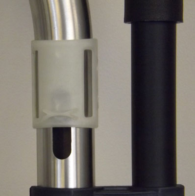 hydramaster rx12 vacuum release