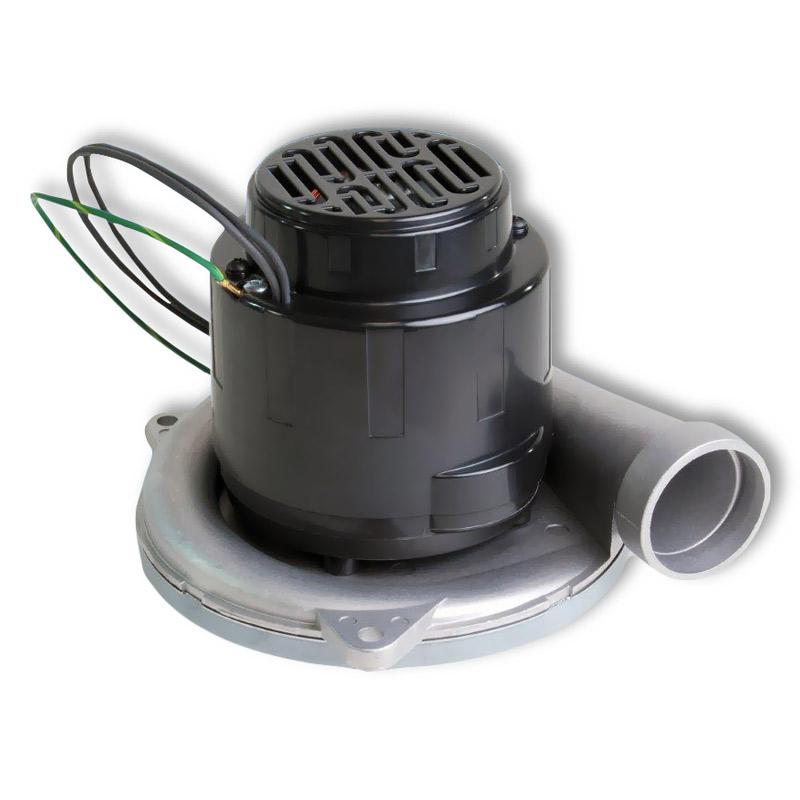 Ametek Lamb 122475-00 Optimizer 6.6 Vacuum Motor 120 volts  (Old part number 122234-18 and 122483-00) 24-00434
