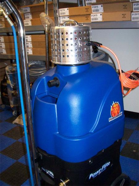 carpet cleaning vacuum booster