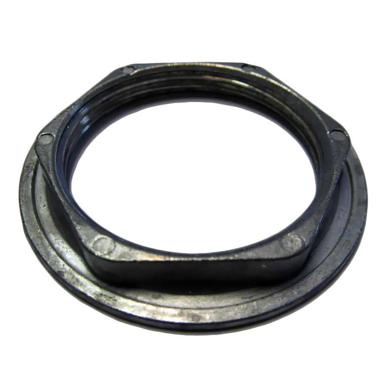 Valterra 2 inches Fip Jam Retaining Nut Aluminum 7252 [SBM2nut]