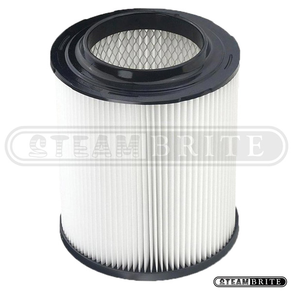 Clean Stream Hepa Washable Filter for Triple Shop Vac