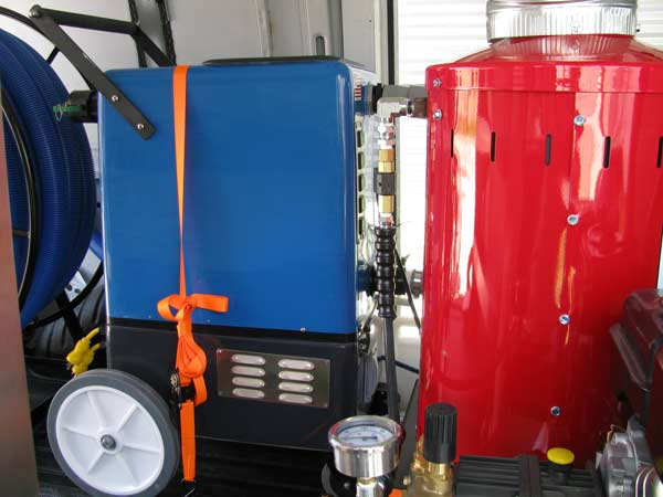 Dristorm Goliath 6 6 Flood Pumper 26gal Quad 6 6 Vacs