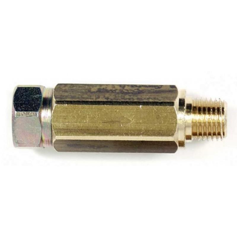 Karcher, Hotsy, Shark, Ledgend 1/4 inch pipe 5000 psi High pressure in line filter