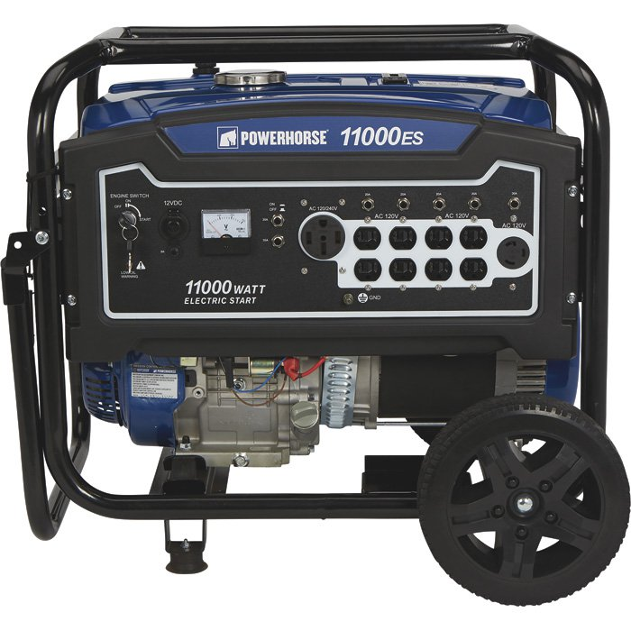 powerhorse 4000 watt generator northern tools