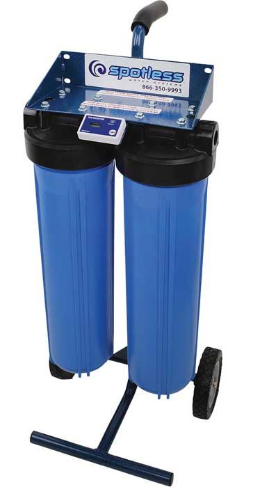 Spotless Water Systems Water De Ionization System Dic 20
