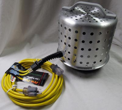 machine mount universal vacuum booster
