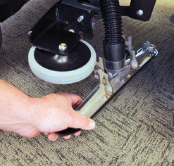 hotel carpet cleaning machine