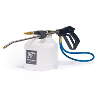 carpet cleaning and truck mount presprayer injection sprayer as08p